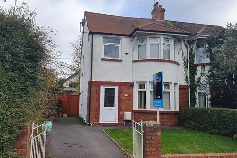 3 bedroom semi-detached house for sale - Fairwood Road, Llandaff, Cardiff