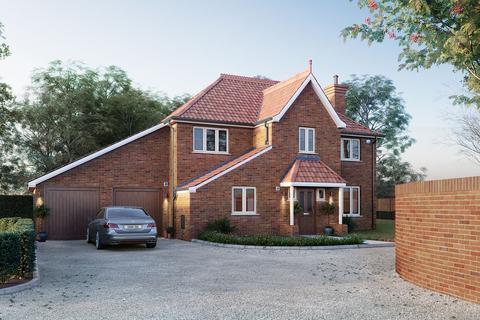 4 bedroom detached house for sale - Broadlands Way, Ipswich, IP4