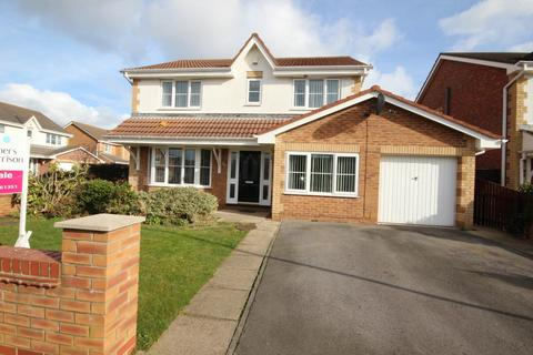 4 bedroom detached house for sale - Forester Close, Seaton Carew, Hartlepool