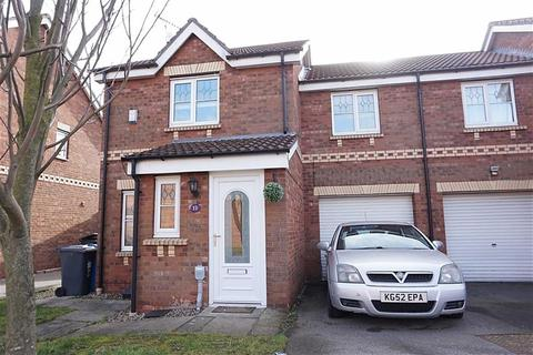 3 bedroom semi-detached house for sale - Callow Hill Drive, East hull, Hull, HU7