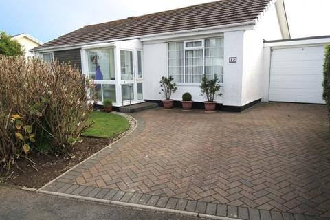 3 bedroom bungalow for sale - 22 TREGELLAS ROAD, MULLION, TR12