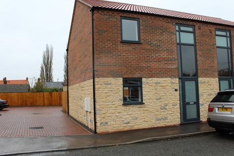 3 bedroom end of terrace house to rent - School Lane, Washingborough