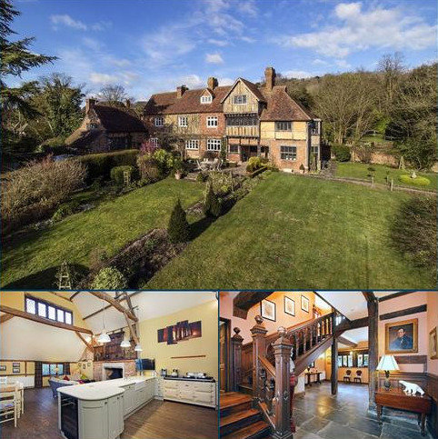 7 bedroom detached house for sale - Pilgrims Way, Thurnham, Maidstone, Kent, ME14
