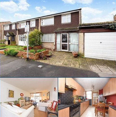 3 bedroom end of terrace house for sale - Sedgemoor, Farnborough