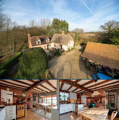 3 bedroom detached house for sale - Mill HIll, Lawford