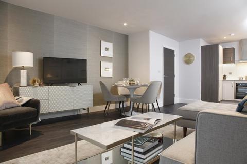 Studio to rent - Luxurious Studio at Aria, Leicester