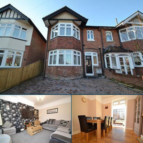 4 bedroom semi-detached house for sale - Upper Shirley
