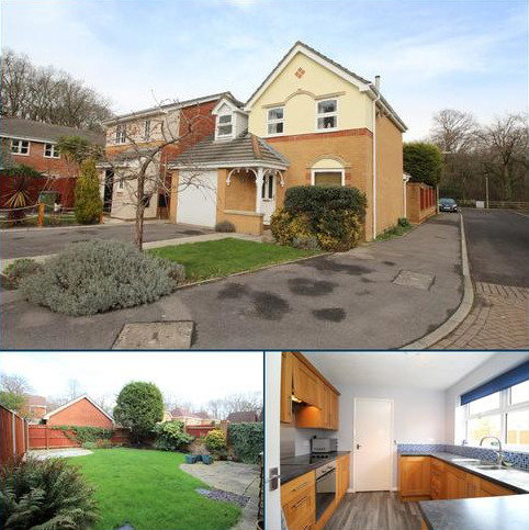 3 bedroom detached house for sale - Andersen Close, Whiteley