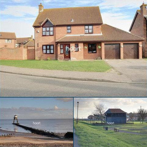 4 bedroom detached house for sale - Hewitt Road, Harwich