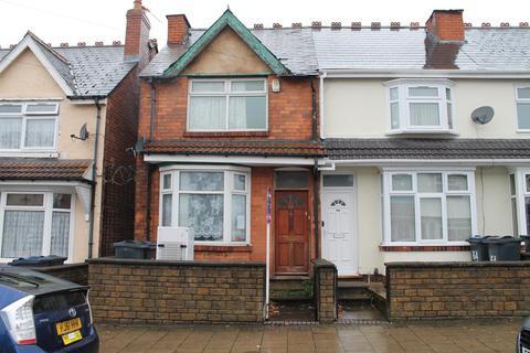 2 bedroom terraced house to rent - Babington Road, Handsworth, Birmingham, B21 0QE