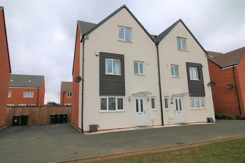 4 bedroom semi-detached house for sale - Townley Walk , Off Old Church Road, Coventry