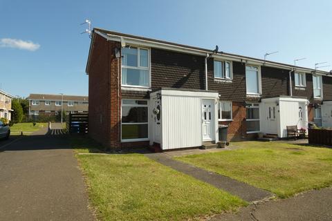 2 bedroom ground floor flat for sale - Tweed Avenue, Ellington, Morpeth, Northumberland, NE61 5ES