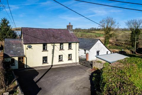 3 bedroom farm house for sale - Tegfryn, Llanwnnen, Lampeter, SA48 7LA