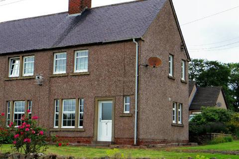 2 bedroom semi-detached house to rent - 4 New Cottages, Main Street, Preston, Berwickshire, TD11 3TQ