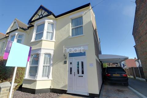3 bedroom end of terrace house for sale - Gainsborough Drive, Westcliff on Sea