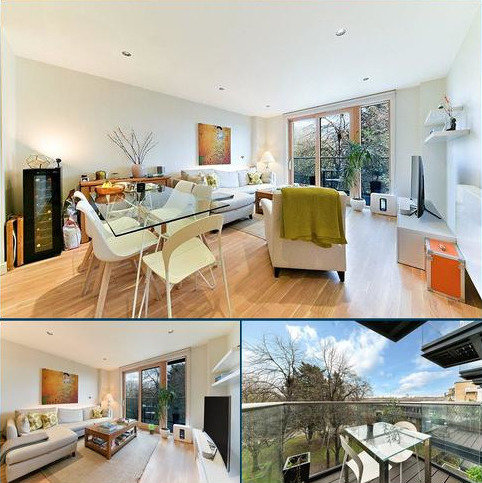 2 bedroom flat for sale - Binnacle House, 10 Cobblestone Square, Wapping, London, E1W