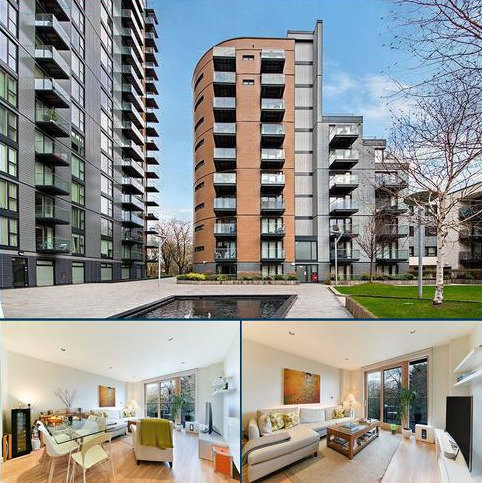 2 bedroom flat for sale - Binnacle House, 10 Cobblestone Square, Wapping, London, E1W