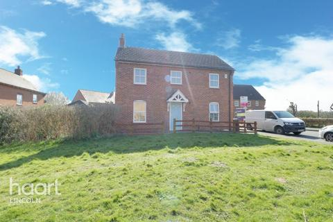 3 bedroom detached house for sale - Oak Tree Drive, Witham St Hughs