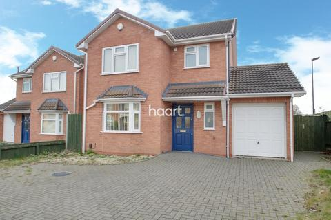 3 bedroom detached house for sale - Highfield Lane, Quinton