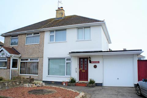 3 bedroom semi-detached house for sale - Godolphin Road, Long Rock, Penzance TR20