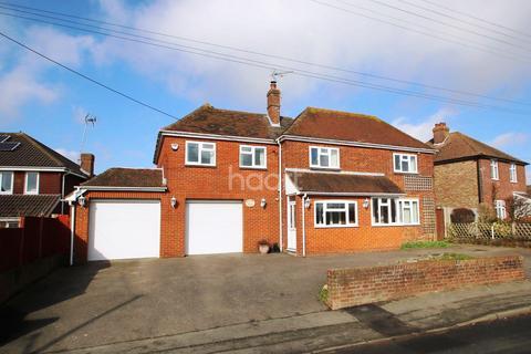 5 bedroom detached house for sale - Swan Lane, Sellindge, Kent, TN25