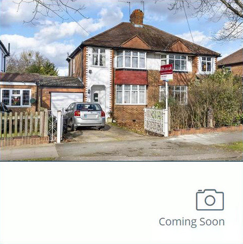 3 bedroom semi-detached house for sale - Mead Way, Hayes