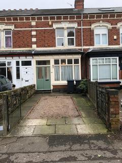 2 bedroom terraced house to rent - Vicarage Road, Birmingham, West Midlands, B14