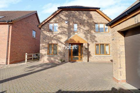 5 bedroom detached house for sale - Top Lodge Close, Lincoln