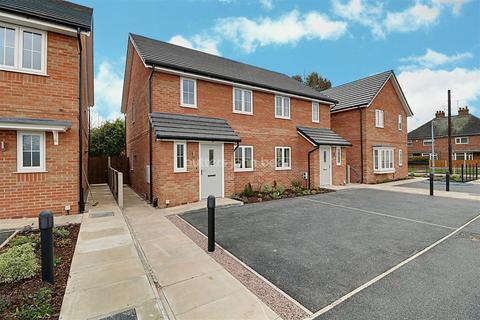 2 bedroom semi-detached house for sale - Cronkinson Avenue, Nantwich