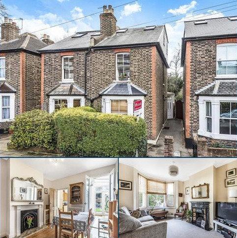 3 bedroom semi-detached house for sale - Somerset Road, Kingston upon Thames