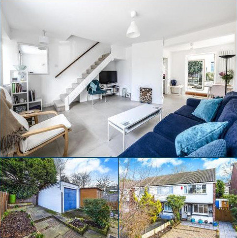 2 bedroom terraced house for sale - Tremaine Close, Brockley