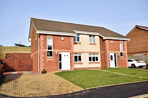 3 bedroom semi-detached villa for sale - Burns Drive, Maybole, South Ayrshire, KA19 8FB