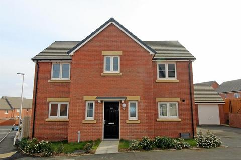 4 bedroom detached house for sale - Picca Close, Wenvoe, Cardiff, South Glamorgan. CF5 6XR