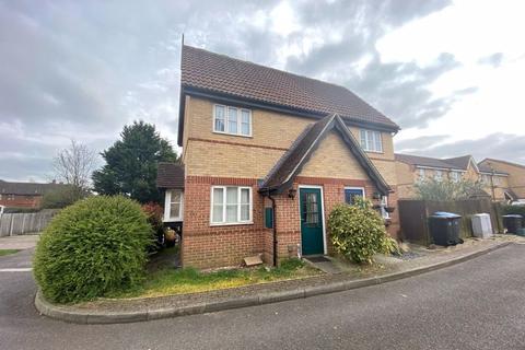 1 bedroom terraced house for sale - Coalport Close, Church Langley