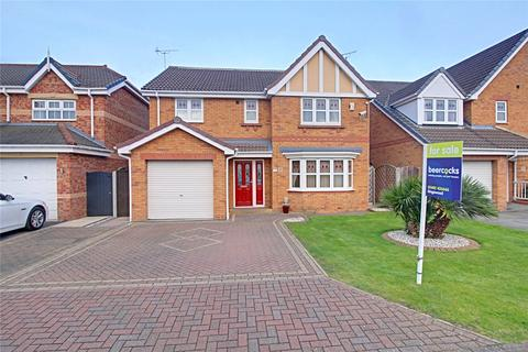 4 bedroom detached house for sale - Tollymore Park, Kingswood, Hull, East Yorkshire, HU7