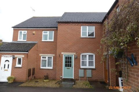 2 bedroom terraced house to rent - Snowshill Drive, Bishops Cleeve
