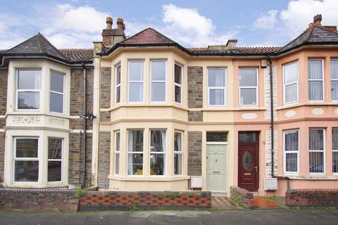 3 bedroom terraced house for sale - Gilbert Road, Redfield, Bristol, BS5 9DS