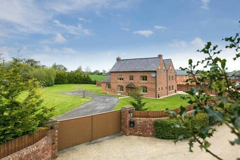 7 bedroom farm house for sale - Ridley Green Farm, Wrexham Road, Ridley, CW6 9RZ
