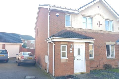 3 bedroom semi-detached house to rent - Cookson Road, Thurmaston, Leicester