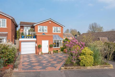 4 bedroom detached house for sale - Abbots Close, Knowle, Solihull