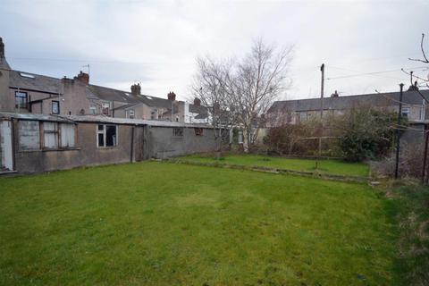 Plot for sale - Argyle Street, Millom