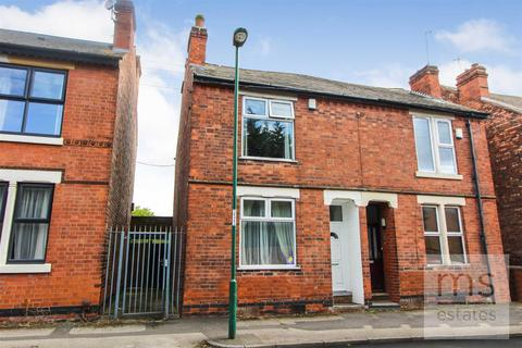 4 bedroom semi-detached house to rent - Cycle Road, Lenton, Nottingham