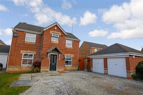 4 bedroom detached house for sale - Blackhall Close, Kingswood, Hull, East Yorkshire, HU7