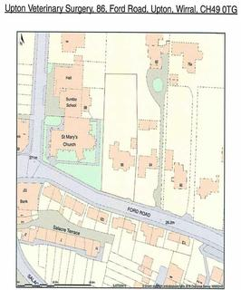 Land for sale - Land At Rear Of 86 Ford Road, Upton, CH49