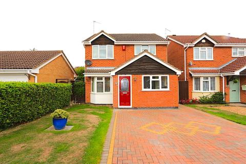 3 bedroom detached house for sale - Teal Close, Leicester Forest East