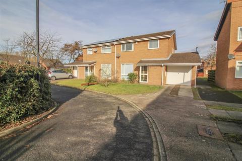 3 bedroom semi-detached house for sale - Burnbridge, Seaton Burn, Newcastle Upon Tyne