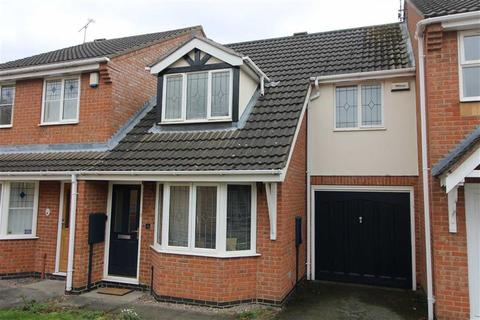 3 bedroom townhouse for sale - Merlin Close, Leicester Forest East