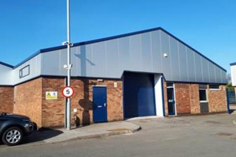 Industrial unit to rent - Unit 6, Griffin Business Park, Walmer Way, Chelmsley Wood, Birmingham, West Midlands