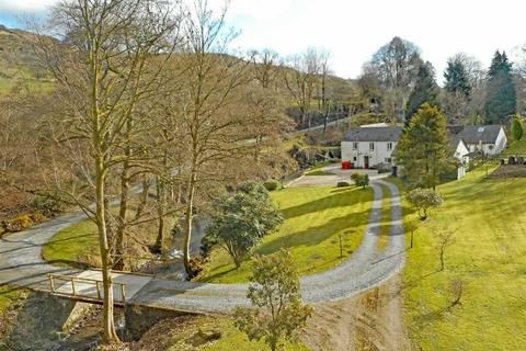 5 bedroom country house for sale - Brook Hollow Cottage And Barn Conversion, Newlands, Ulverston