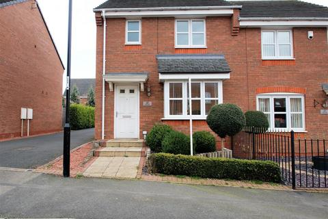 3 bedroom semi-detached house for sale - Tremelay Drive, Mowbray Manor, Tile Hill, Coventry
